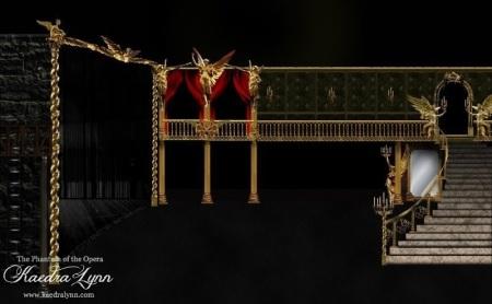 The Phantom of the Opera Base Set